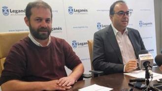 Llorente reestructura su Gobierno tras romper con Más Madrid-Leganemos
