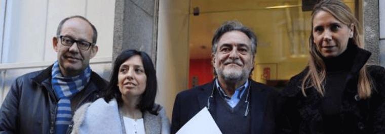 El PSOE denuncia en la Fiscalía a la promotora de los pisos colmena