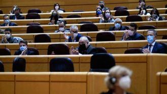 El PSOE en el Senado registra un recurso en el TC contra la Ley del Suelo de la Comunidad