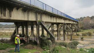 La M-51, cortada desde este lunes en Aldea del Fresno para reparar el puente
