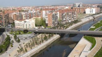 Ecologistas se concentrarán para pedir que el Mazanares 'vuelva a fluir libremente' en la capital