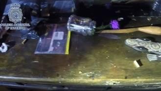 Desmantelan tres `puntos negros´de venta de drogas en Lavapiés y requisan 500 dosis de crak