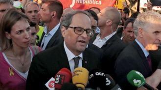 El independentismo catalán se prepara para tomar Madrid, se fletarán 380 autocares