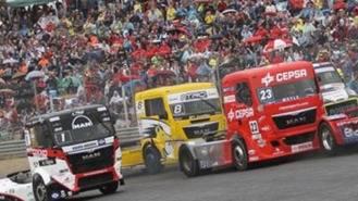 DGT prevé que 7.000 coches acudan al GP Camión de España en el Jarama