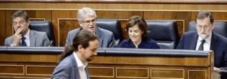 Rajoy usa Venezuela contra los ataques de corrupción de Iglesias