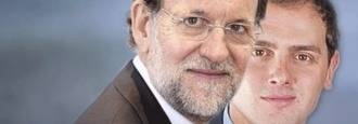 Rivera y Rajoy no tienen los problemas de Iglesias y Díaz