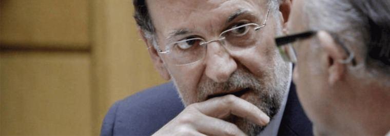 Montoro tiene la tabla de salvación de Rajoy