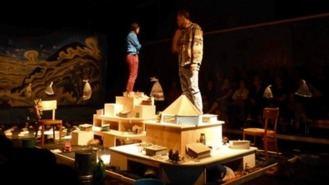 `Tijuana´y 'Santiago Amoukalli', la realidad mexicana en Teatros del Canal