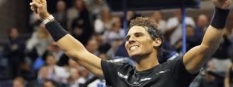El rey Nadal; Gana su tercer US Open y su decimosexto `Grand Slam´