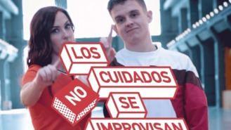 El rapero Arkano protagoniza la campaña municipal con motivo del Día de las Mujeres