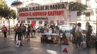 El Ayuntamiento convocará a los comerciantes de El Rastro para buscar una nueva vía