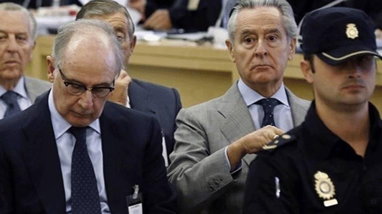 65 exdirectivos de Caja Madrid en el banquillo por las `black�