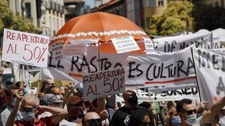 Más Madrid, PSOE y Vox tumban la propuesta de PP y Cs de reubicar el Rastro