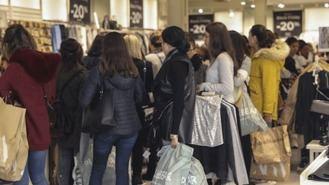Madrid es la región donde crecerá más el empleo durante las rebajas