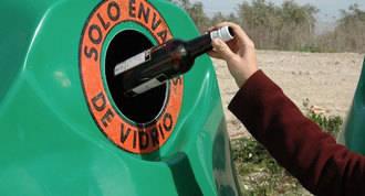 Villanueva aumenta un 23% la recogida de vidrio, hasta las 203 toneladas