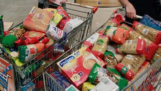 El Ayuntamiento hará una recogida de alimentos del jueves al domingo