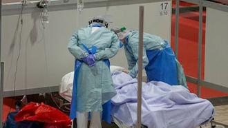 Se relentiza el número de fallecidos por Covid 19 en Madrid y los pacientes en UCI no crecen