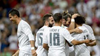 Los jugadores del Madrid aceptan una reducción salarial del 10%