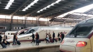 Renfe cancela 320 trenes cancelados por la huelga, CC.OO no descarta otra en agosto