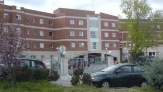 Podemos alerta que la residencia de mayores Parque Coimbra 'se cae a cachos'