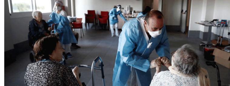 El 16% de los usuarios de residencias madrileñas han muerto en la pandemia