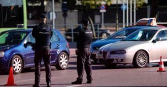 Un 20% de madrileños afectados desde hoy por restricciones en 47 ZBS