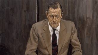 Un retrato de Lucien Freud en el Thyssen, asegurado por 25 millones