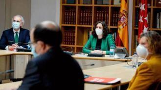 Madrid baraja pedir a Sanidad el pase a Fase 3 el próximo lunes