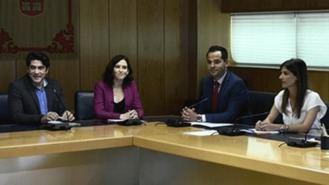 PP y C,s dicen que Ayuso será presidenta, pero Vox corta 'toda relación' con los populares