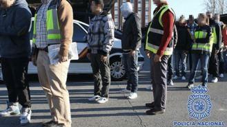 En libertad los 9 detenidos en la reyerta entre `Los Ñetas´y marroquíes