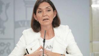 La ministra Reyes Maroto será la vicepresidenta económica de Gabilondo si gobierna