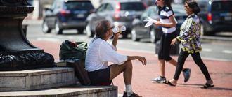 39 provincias están en riesgo por temperaturas máximas de hasta 45ºC