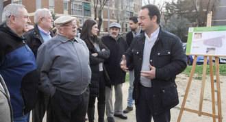 120.000 € para incrementar aparcamiento y asfaltado de c/ Río Garona