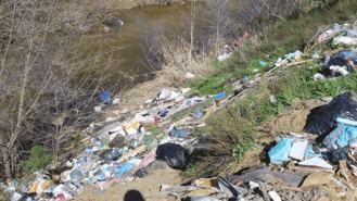 Los ecologistas reclaman solución a los 'problemas de limpieza' del cauce del Guadarrama