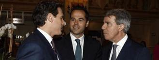 Rivera reivindica su hegemonía en el centro-derecha de la mano de Garrido