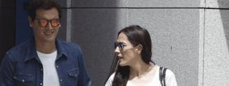 La mediática salida de Rivera del hospital: Se hace la primera foto oficial con Malú