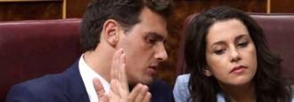 La auténtica traición de Rivera a Inés Arrimadas