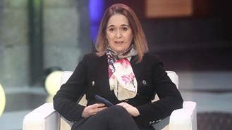 Rivera de la Cruz, exconsejera de Cultura de Cs, reaparece en un acto de Ayuso