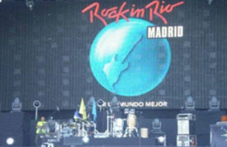 13.000 personas asistirán a la fiesta de Nochevieja de `Rock in Rio´