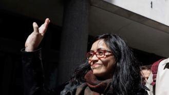 Arce pide el archivo definitivo de la causa contra ella por injurias a la policía municipal