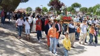 Más de 6.000 personas participarán en la romería de la Fiesta de San Isidro