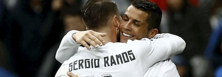 El Madrid despide al 'bicho' Ronaldo