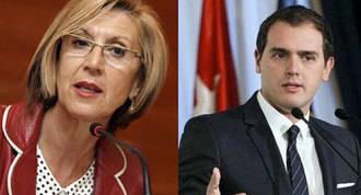 Díez (UPyD) y Rivera (C´s) fijan una reunión para un posible acuerdo