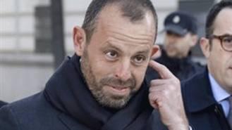 El expresidente del Barça, Sandro Rosell, detenido por blanqueo de capitales