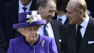 El marido de Isabel II se jubila