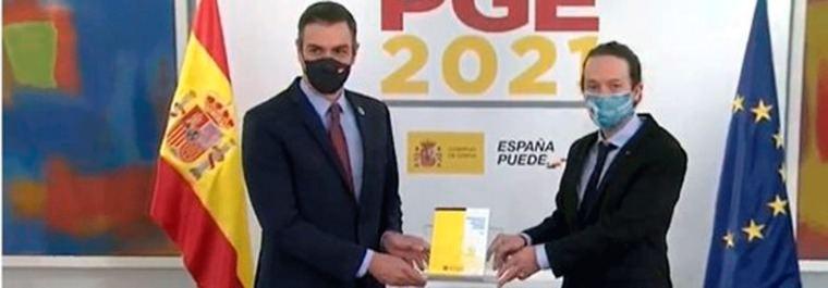 Sube el IRPF para rentas de más de 300.000 € y se eleva Sociedades y Patrimonio