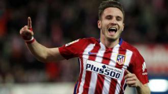 Un gol de Saúl lleva al Atlético de nuevo a otra semifinal de Champion