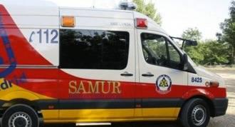 Un obrero de 51 años grave tras caer de un tejado en Pinto