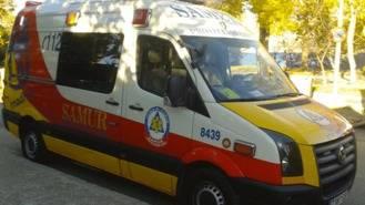 Una niña de cuatro años grave en el incendio de una vivienda en Fuencarral