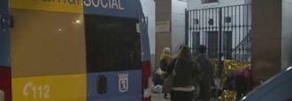 Desmantelado un asentamiento de infraviviendas rumano en la calle Segovia